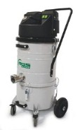 Vacuum clenaer for roofers and asbestos